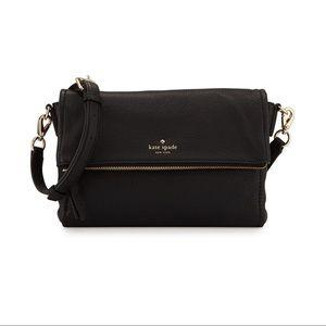 Women Kate Spade NY pebbled leather crossbody bag